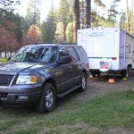 Yosemite Westlake Campground and RV Parkの写真