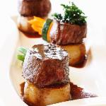 Filet confit, one of our signature dishes