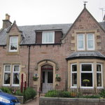front view of Glendoune BnB