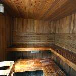 Great sauna