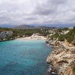 Cala Romantica is also called S'Estany den Mas