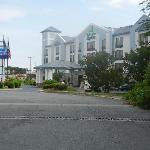 Holiday Inn Express Seaford-Route 13 resmi