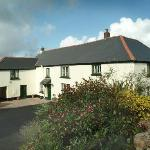 Foto de Higher Darracott Farm Bed & Breakfast