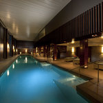 Relax with the 25m heated indoor pool.