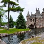 Foto de Boldt Castle and Yacht House