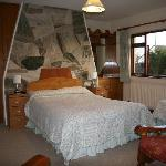 Bedroom at Broadlands B & B