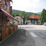 Hotel Mance at Croatia-Slovenia border
