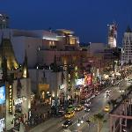 View to Grauman's.