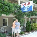 Falls Country Motel Foto