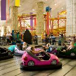 The Parthenon Indoor Theme Park - Bumper Cars