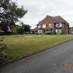 Foto de Grimston House Bed & Breakfast
