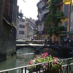 The River running through Annecy