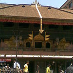 Akash Bhairav Temple