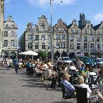 Arras - main square