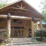 Dancing Bear Cabins Foto