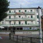  Albergo front