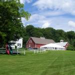 The historic Quechee Inn at Marshland Farm