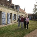The house at La Boissiere