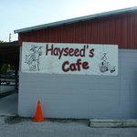 Hayseed Cafe Webster FL