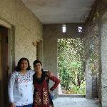 Me & Suchitatai in the Varandah (Passage)