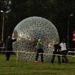  Zorbing