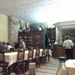 Restaurant - very italian. Great foods and pricing!