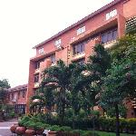 Coconut Grove Regency Hotel Foto