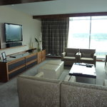 Sitting / TV area / Corner Suite