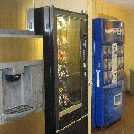  Vending/Ice area