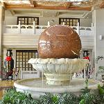  Lobby fountain