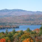 Just one of many fabulous views of Newfound Lake from A Newfound B&B