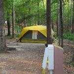 Lake Degray State Park campgrounds
