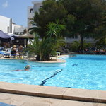  Hotel Rocador Pool
