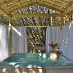 Every Cottage & Cabin Has A Private Hot Tub