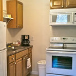  All cabins and cottages have kitchens -- B&amp;B your way...