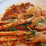 scampi buzara