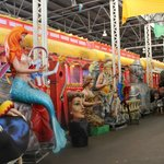 Mardi Gras World Foto