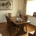 Foto de Cwm Hirnant Bed & Breakfast
