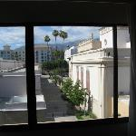 Sheraton Pasadena - View from Room