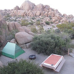 ‪Jumbo Rocks Campground‬