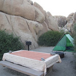 Φωτογραφία: Jumbo Rocks Campground