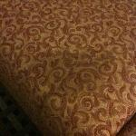 The stain on my sofa... eeech!