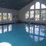 Indoor Pool Commons l