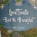 Lovettsville Bed & Breakfast resmi