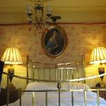 Bed in The Regency