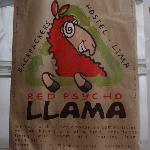  Red Psycho Llama