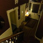  Front hallway