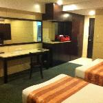 my room at the 5th floor