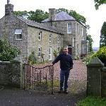 David at Dunn's Farmhouse