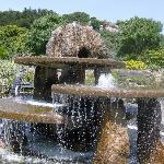  fountain at the gardens brelards bay